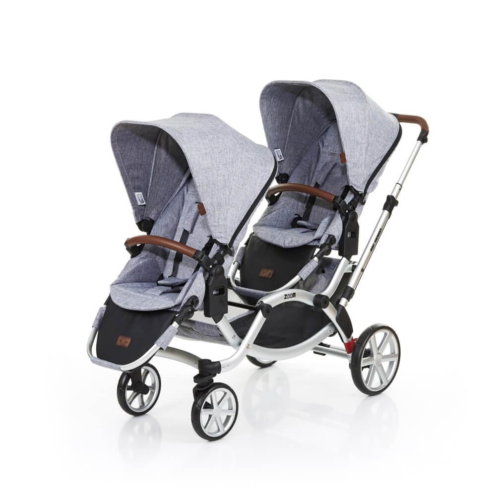 עגלות תינוק תאומים